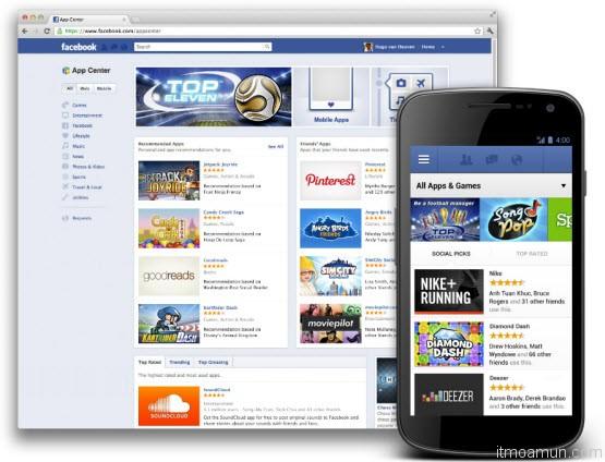 แอพพลิเคชั่น Facebook