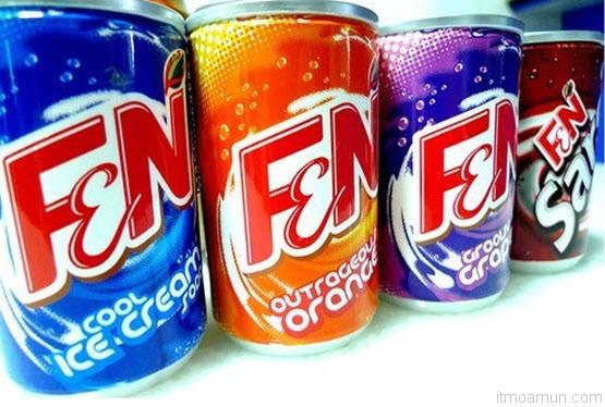 เครื่องดื่ม F&N