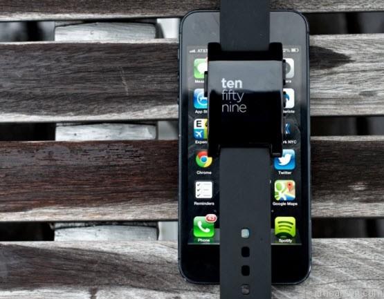 Pebble Smartwatch นาฬิกาข้อมือมือถือ