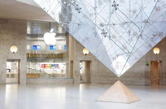 ปล้น Apple store ที่ปารีส