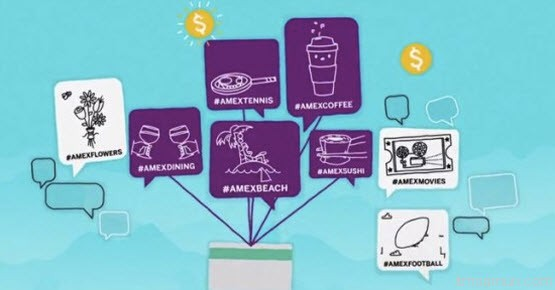 AMEX Twitter Sync Promotion