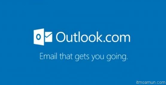 โฆษณา Preview เว็บ Outlook.com