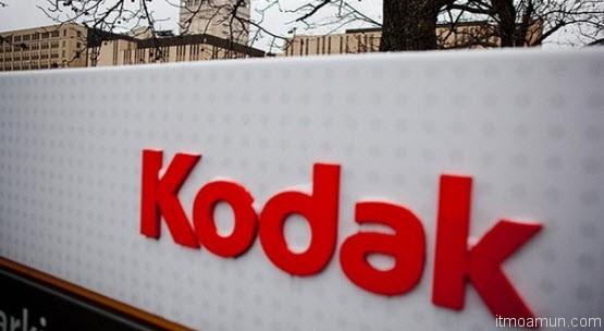 Kodak ขายสิทธิบัตรภาพถ่ายดิจิตอล