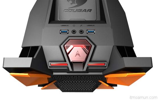 COUGAR Challenger Gaming Case