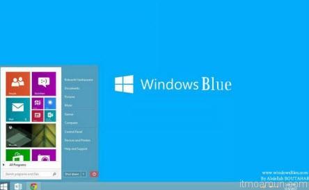 Windows Blue กลับมามีปุ่ม Start
