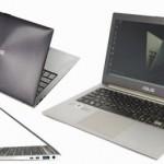 ASUS Zenbook Prime UX31A เทียบชั้น MacBook Air และ Samsung Series 9 ได้สบาย!