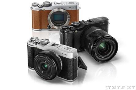 กล้อง Fujifilm X-M1 mirrorless