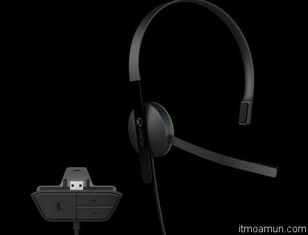 ชุดหูฟัง Xbox One