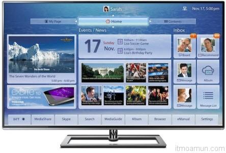 Toshiba TV 4K
