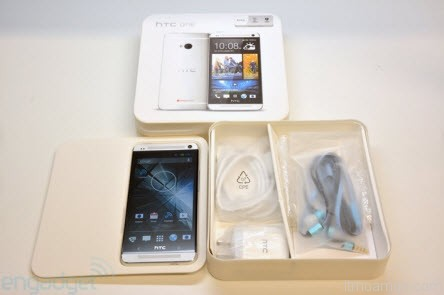 HTC One ของปลอม
