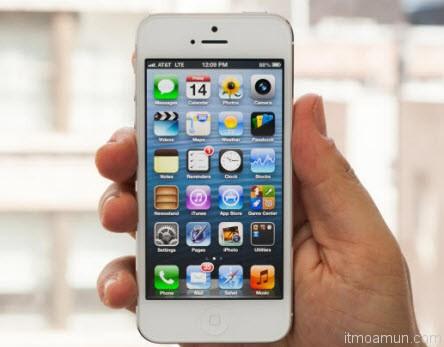 iPhone กินไฟ
