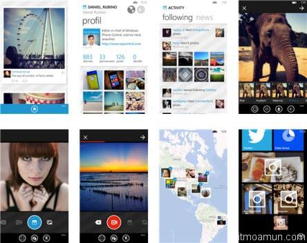Instagram บน Windows Phone