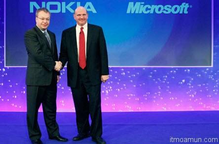 Microsoft ซื้อ Nokia
