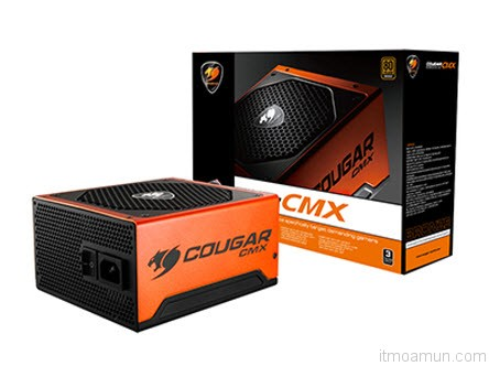 COUGAR Updates CMX Series of Modular Gaming PSUs