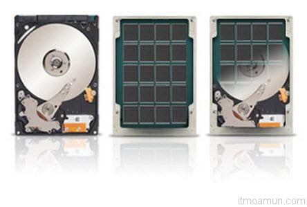 HDD, SSD, SSHD