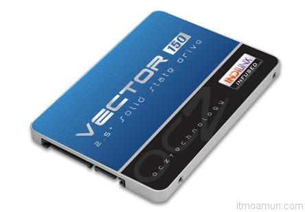 SSD ไดรฟ์รุ่นใหม่ซีรีส์ Vector 150 SATA-III