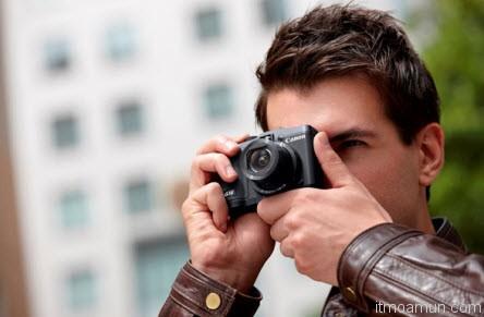 กล้อง Canon PowerShot G16