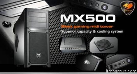 MX500 – A Midtower Case