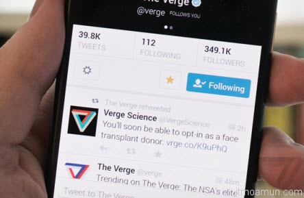 Twitter redesigns web app