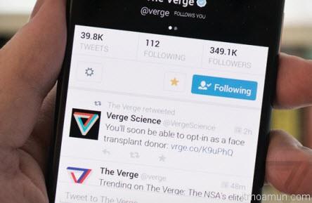 Twitter redesigns web app