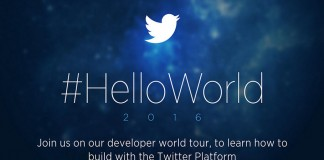 Twitter design 2016