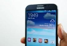 Samsung Galaxy Mega Spottes