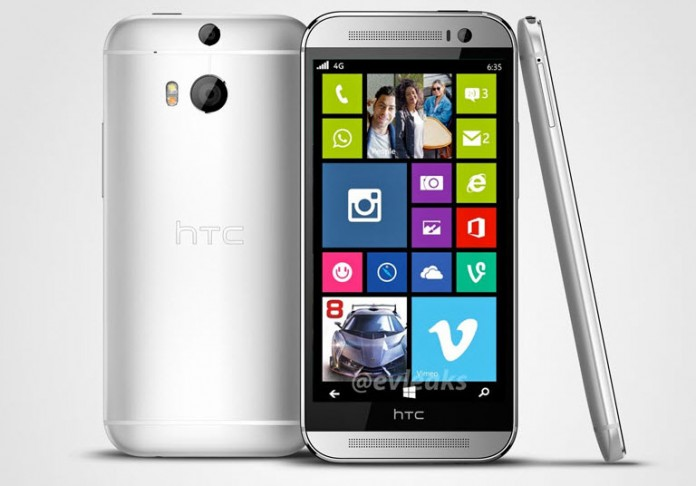 HTC W8