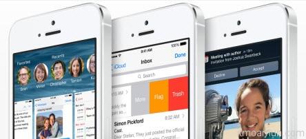 Design บน iOS 8