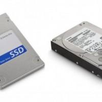 Toshiba SSD hard drive