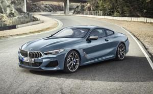 2019-bmw-8-series-coupe-m850i-xdrive-blue-front-left-quarter
