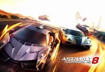 เกมส์แข่งรถ Asphalt 8 Airborne