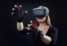 ถุงมือ Manus VR