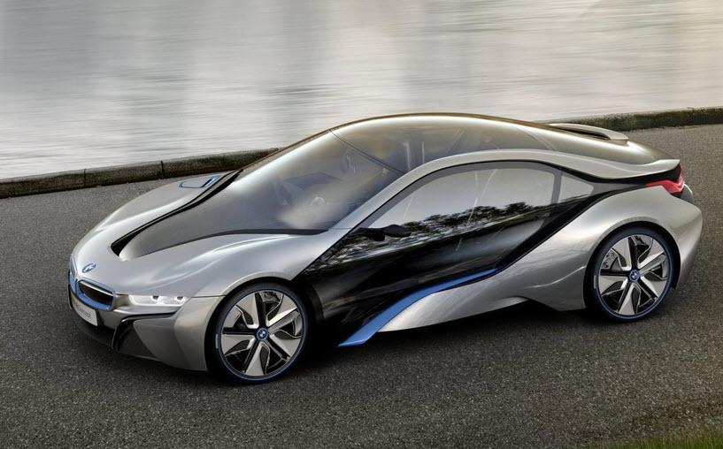 BMW i8 2018 concept