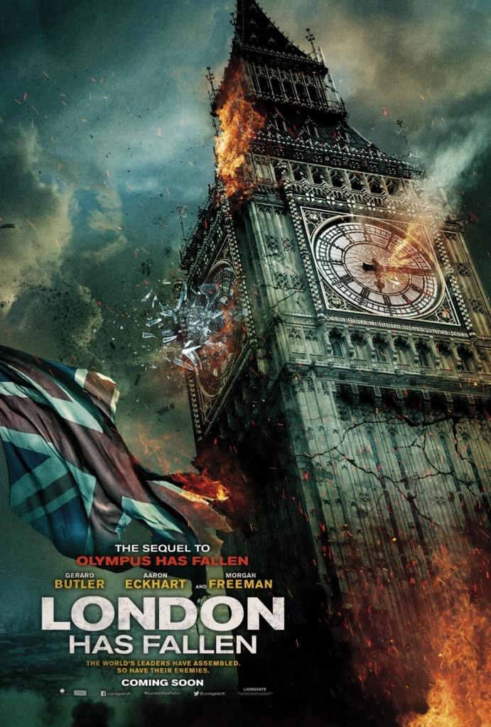 London Has Fallen : ผ่ายุทธการถล่มลอนดอน