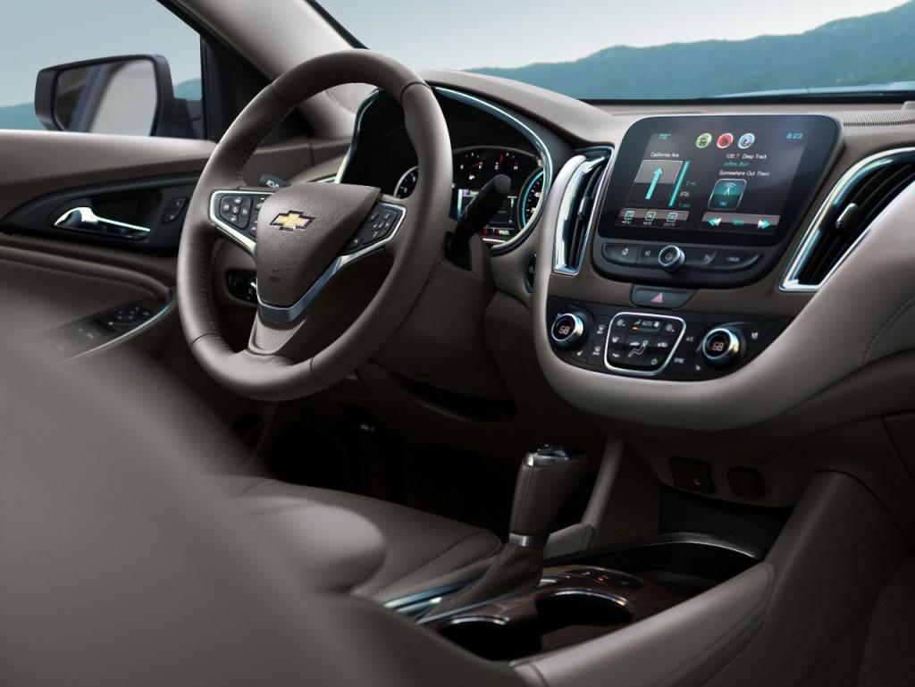 Chevrolet Malibu - 2016