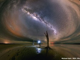 Milkyway โดย Michael Goh