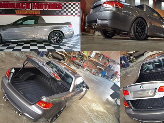 รถกระบะ BMW