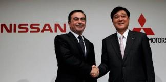 Nissan ซื้อ Mitsubishi