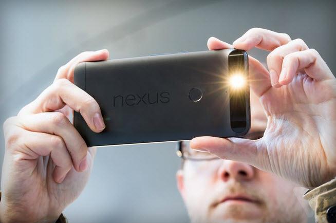 Nexus 6P on Google I/O 2016