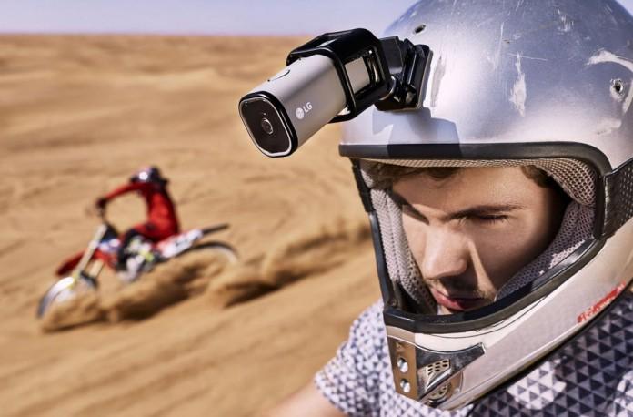 กล้อง LG Action CAM LTE