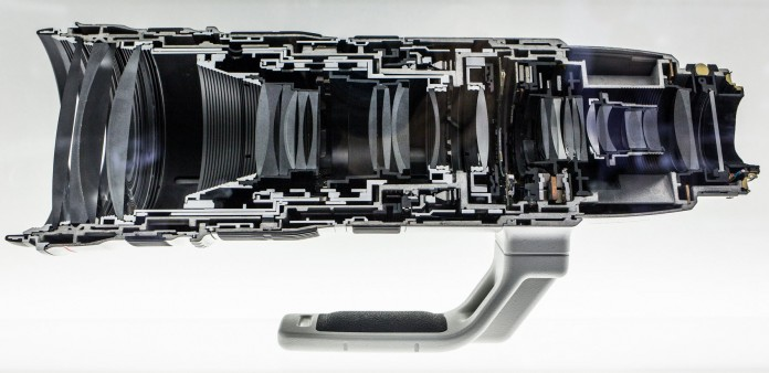 เลนส์ EF200-400mm f/4L IS USM Extender 1.4x