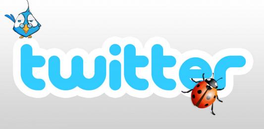 รายงานข้อผิดพลาด Twitter