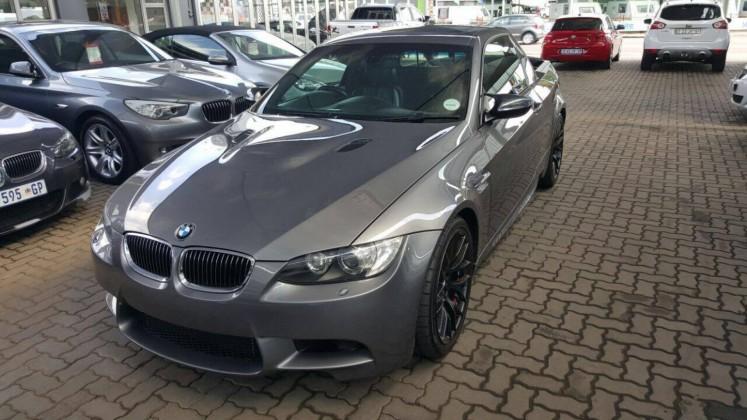 รถกระบะ BMW M3
