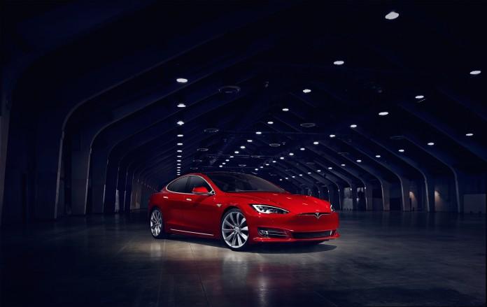 Tesla รุ่น Model S 2016