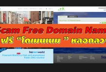 Dot.tk by Freenom is Scam Free Domain Name