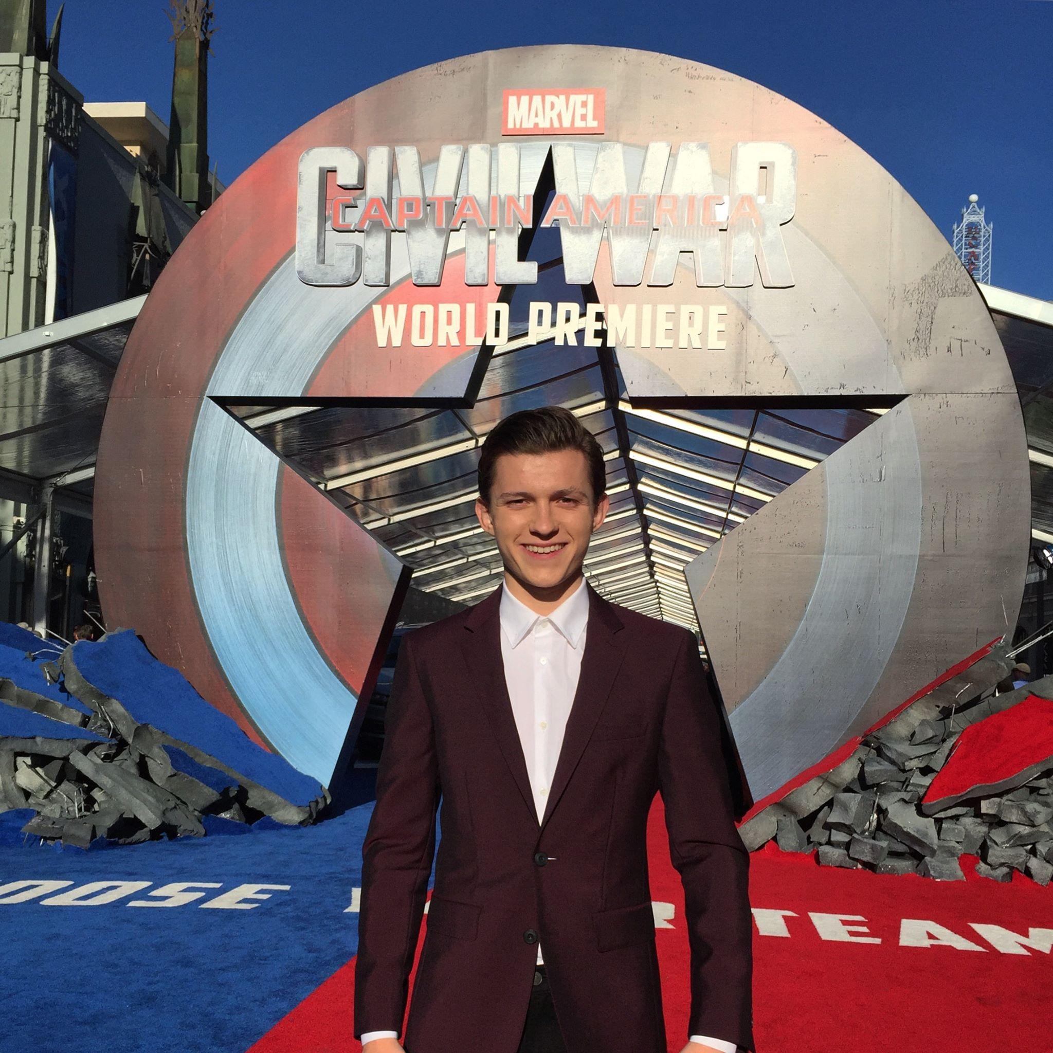 Spider-Man: Homecoming ทอม ฮอลแลนด์