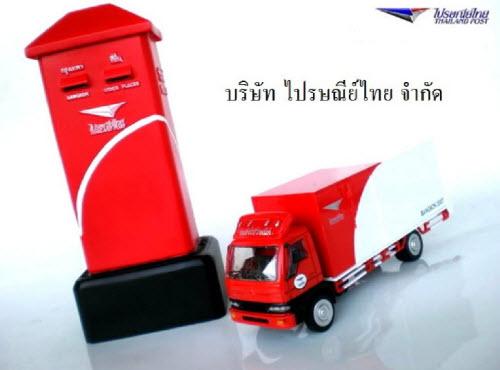 การจัดส่งไปรษณีย์แบบ Logispost