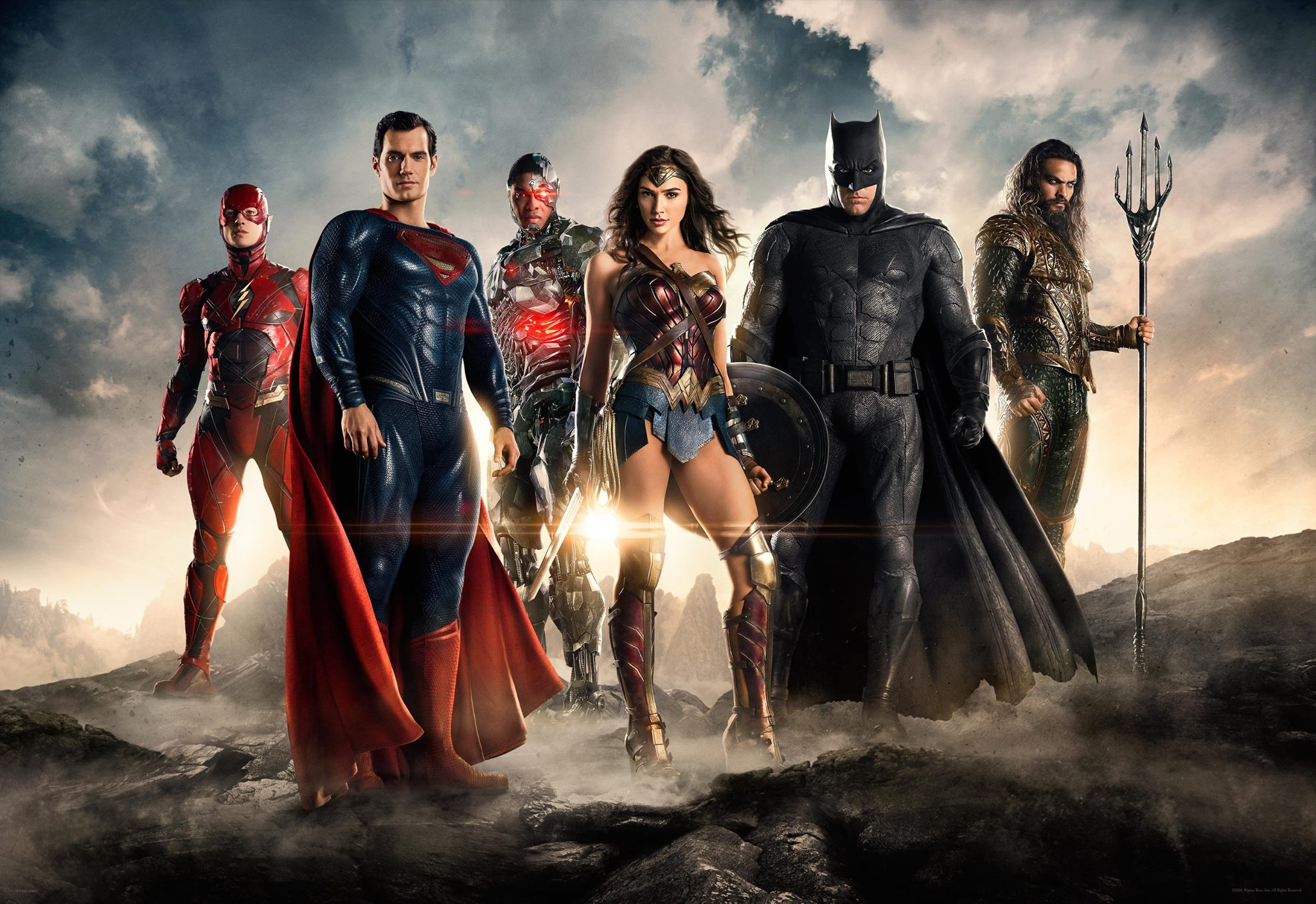 SuperMan ในเรื่อง Justice League