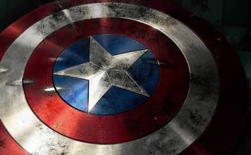 โล่ของ Captain America ใน Civil War