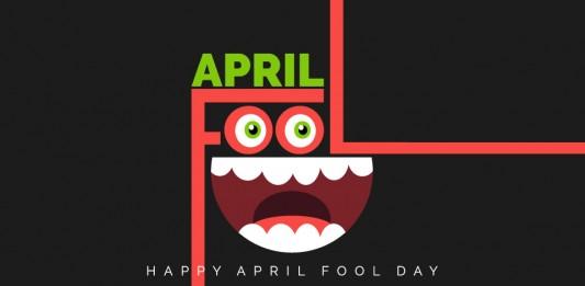 April Fool's Day หรือว่าวันเมษาหน้าโง่